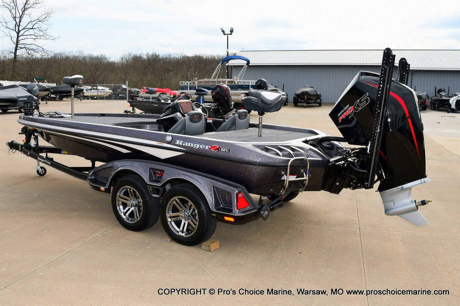 2021 Ranger Boats boat for sale, model of the boat is Z521C Ranger Cup Equipped & Image # 46 of 50
