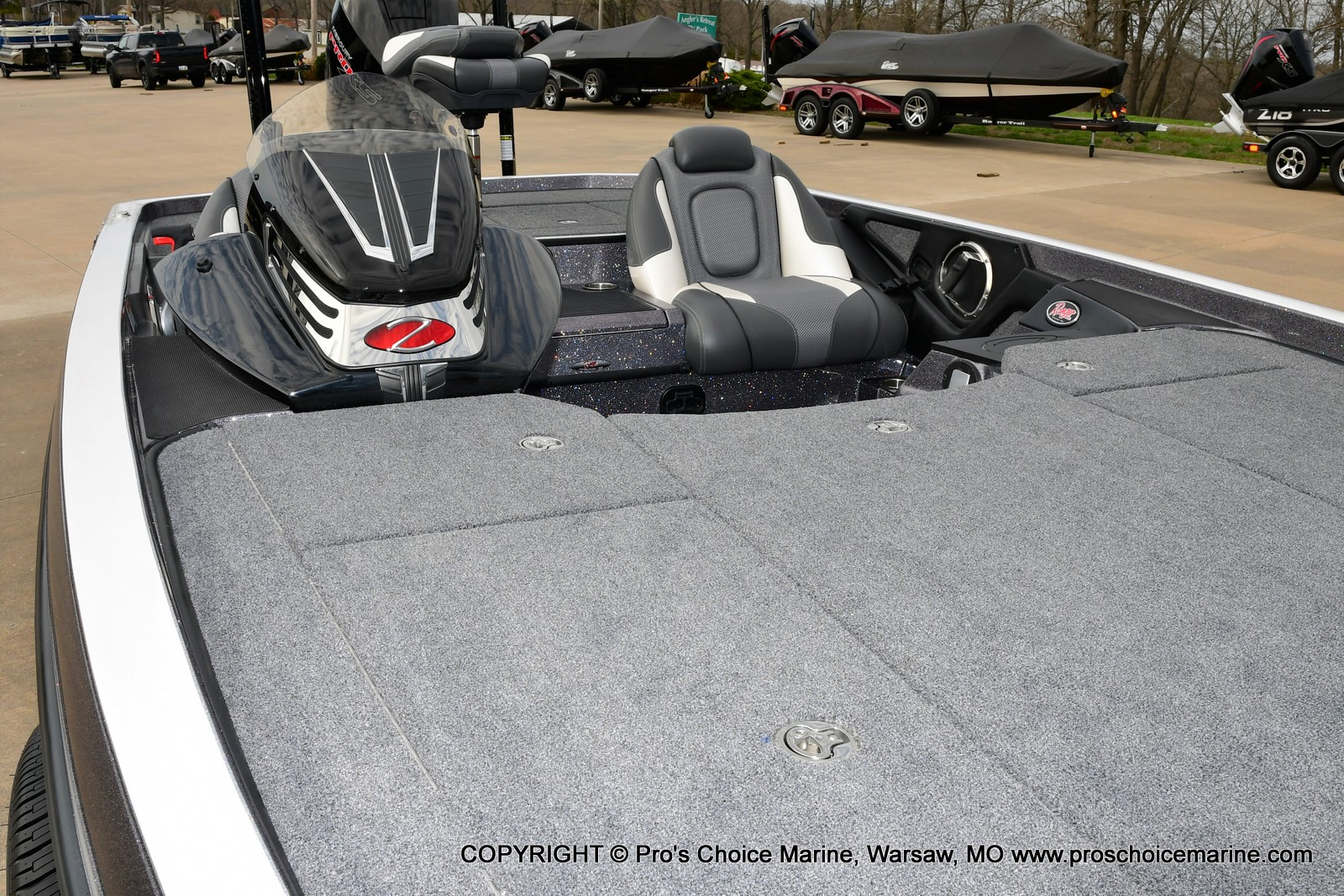 2021 Ranger Boats boat for sale, model of the boat is Z521C Ranger Cup Equipped & Image # 49 of 50