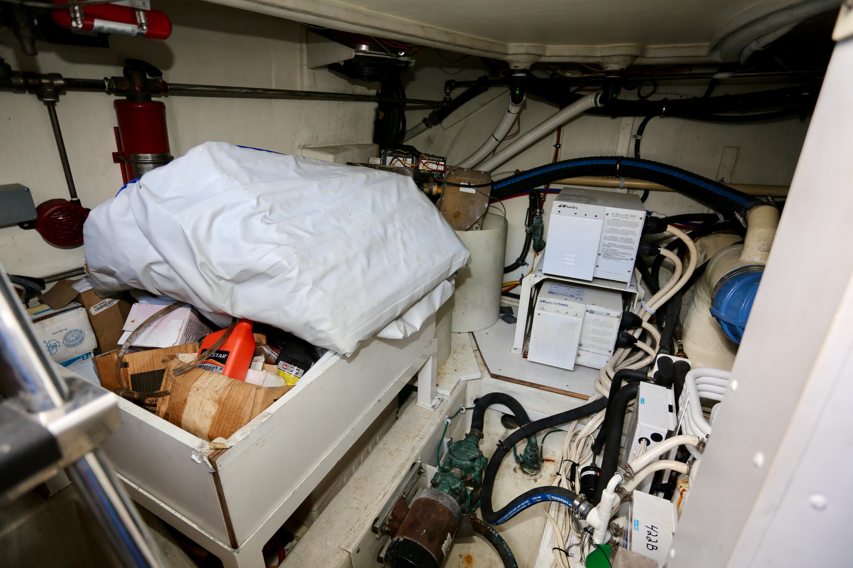 Engine Compartment Storage