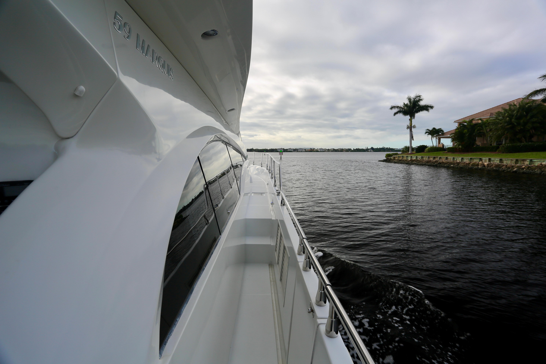 Starboard Walkway