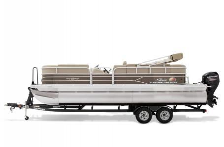 2019 Sun Tracker boat for sale, model of the boat is PARTY BARGE 22 w/ Mercury 115 ELPT 4S & Image # 21 of 26