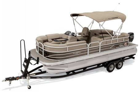 2019 Sun Tracker boat for sale, model of the boat is PARTY BARGE 22 w/ Mercury 115 ELPT 4S & Image # 22 of 26