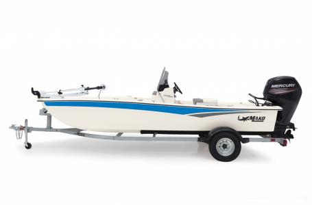 2021 Mako boat for sale, model of the boat is Pro Skiff 17 CC & Image # 20 of 33