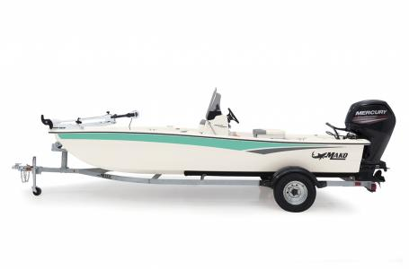 2021 Mako boat for sale, model of the boat is Pro Skiff 17 CC & Image # 21 of 33