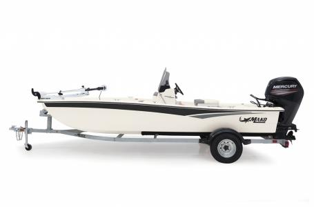 2021 Mako boat for sale, model of the boat is Pro Skiff 17 CC & Image # 9 of 33