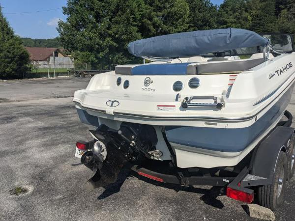 2018 Tahoe boat for sale, model of the boat is 500 TS & Image # 5 of 47