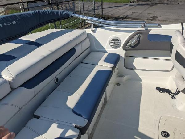 2018 Tahoe boat for sale, model of the boat is 500 TS & Image # 7 of 47