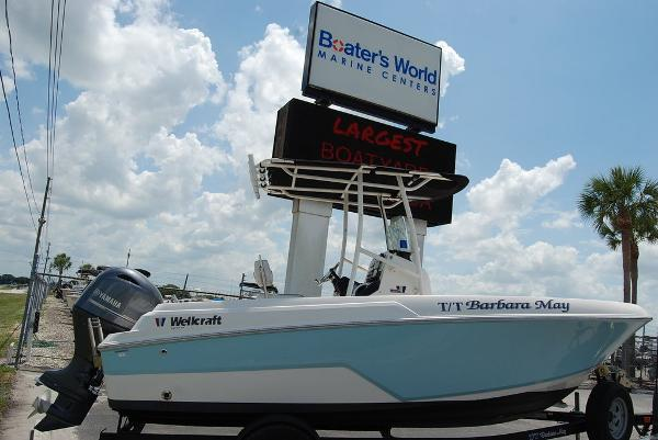 2018 WELLCRAFT 182 FISHERMAN for sale