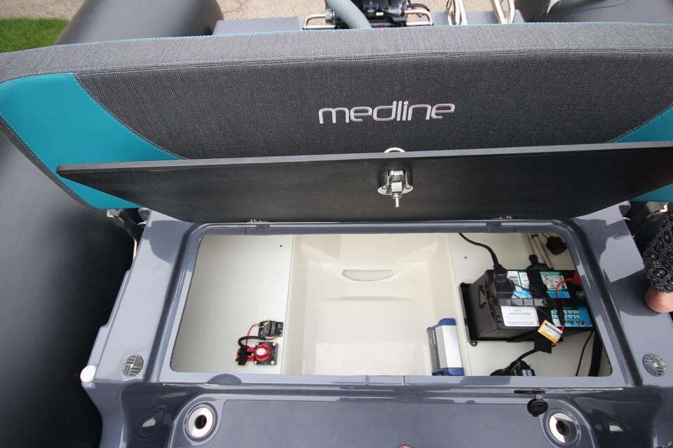 2021 Zodiac Medline 580 NEO 115hp In Stock, Image 14
