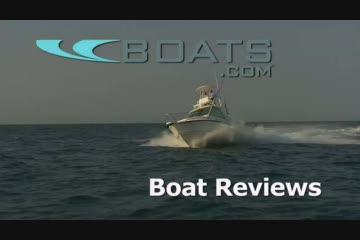 Boston Whaler 345 Conquest video