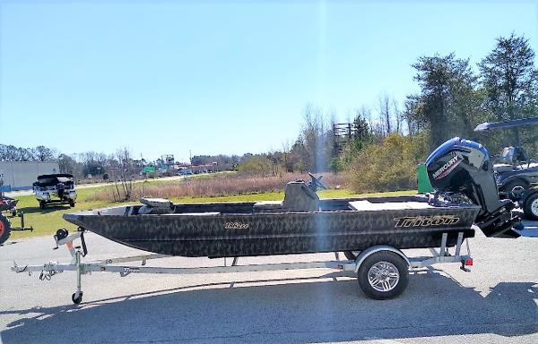 2020 Triton boat for sale, model of the boat is 1862 CC & Image # 19 of 19