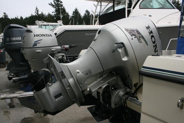 2007 Honda BF115 image