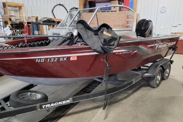 2017 Tracker Boats boat for sale, model of the boat is Targa 18 Combo & Image # 1 of 14