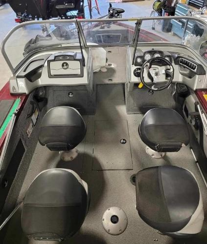 2017 Tracker Boats boat for sale, model of the boat is Targa 18 Combo & Image # 8 of 14