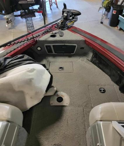 2017 Tracker Boats boat for sale, model of the boat is Targa 18 Combo & Image # 13 of 14