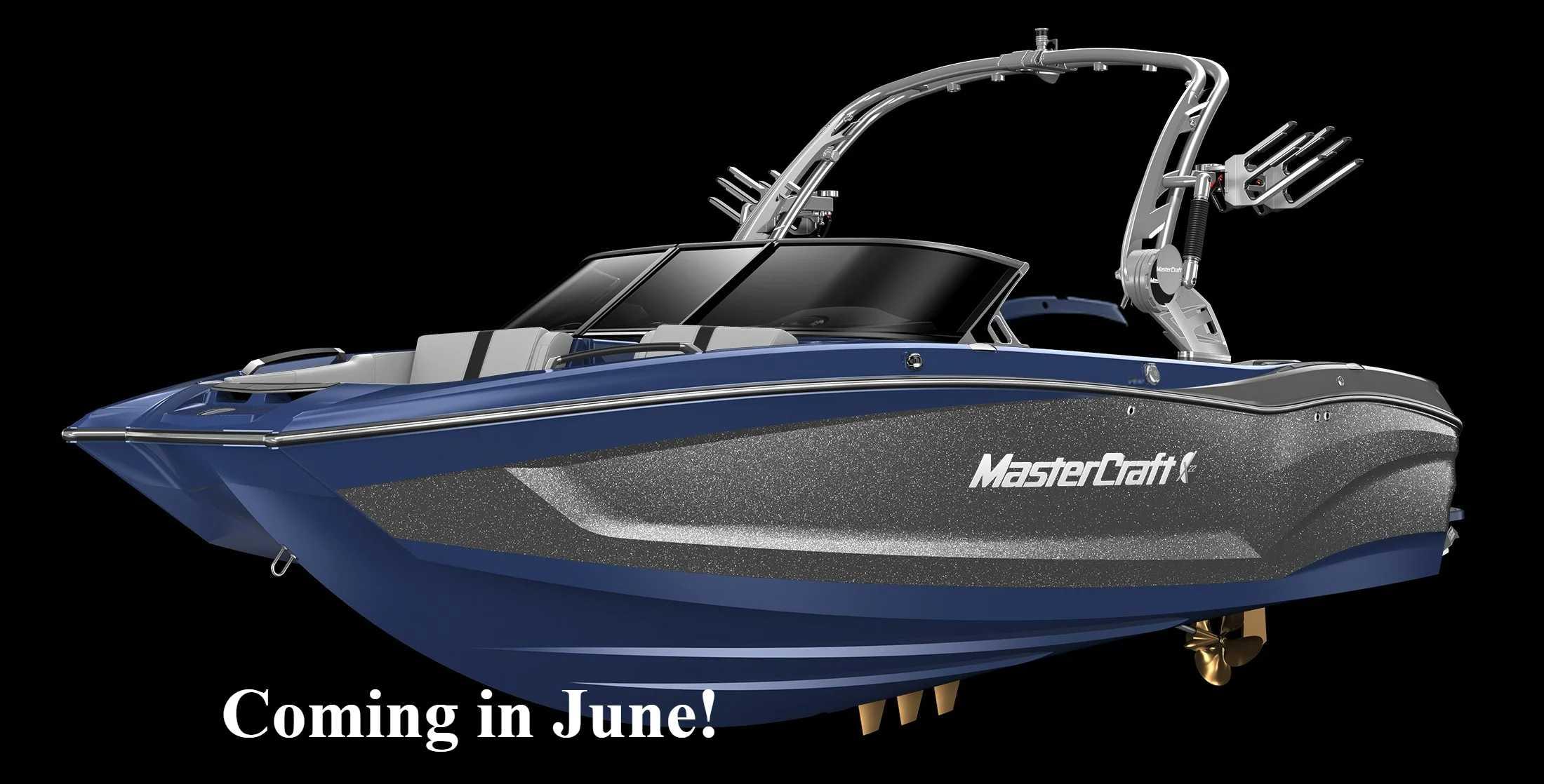 2021 Mastercraft X22 thumbnail