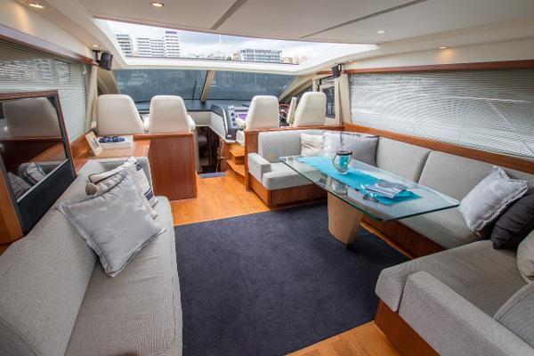 Princess Motor Yacht Sales - Used Princess V70