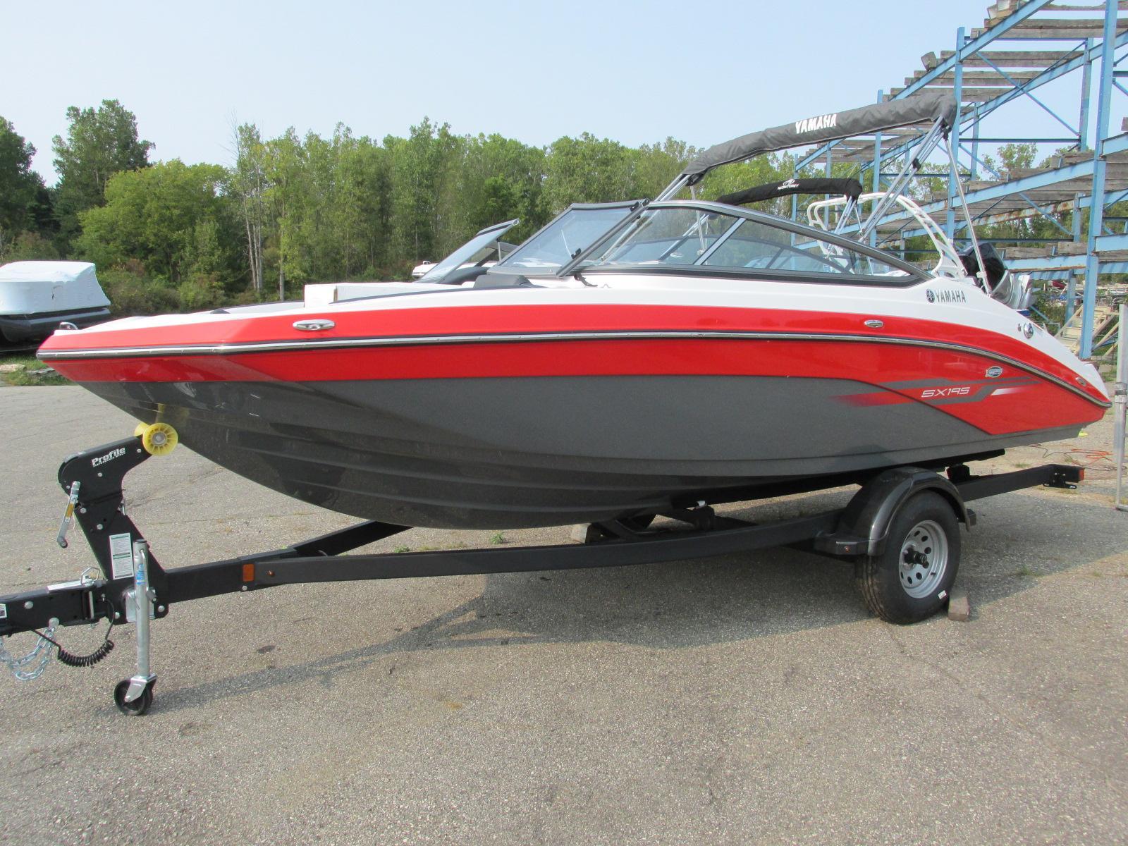 Yamaha BoatsSX 195