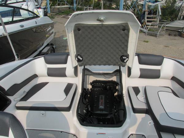2021 Yamaha boat for sale, model of the boat is SX 195 & Image # 24 of 30