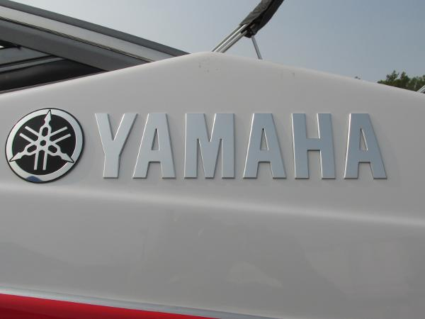 2021 Yamaha boat for sale, model of the boat is SX 195 & Image # 27 of 30