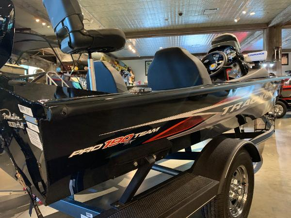 2021 Tracker Boats boat for sale, model of the boat is Pro Team 190 TX & Image # 6 of 10