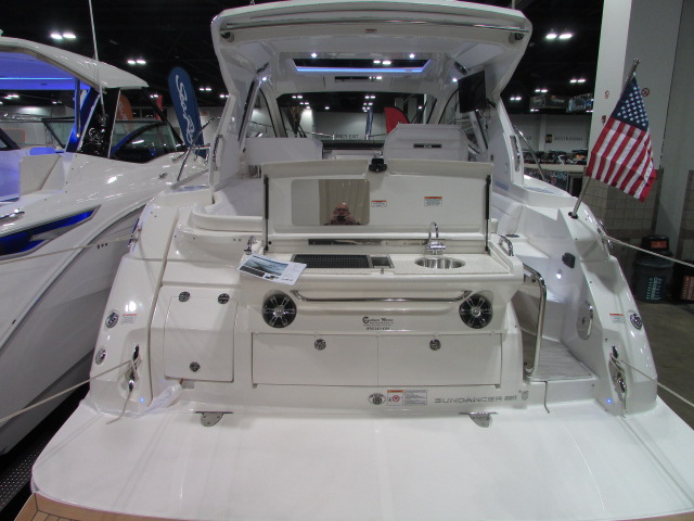 2020 Sea Ray boat for sale, model of the boat is 350 Coupe & Image # 14 of 29