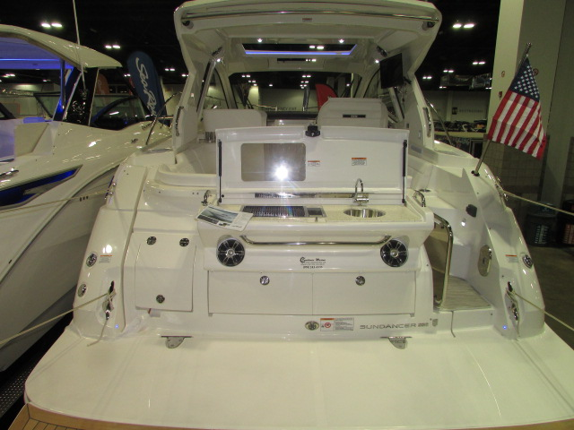 2020 Sea Ray boat for sale, model of the boat is 350 Coupe & Image # 9 of 29