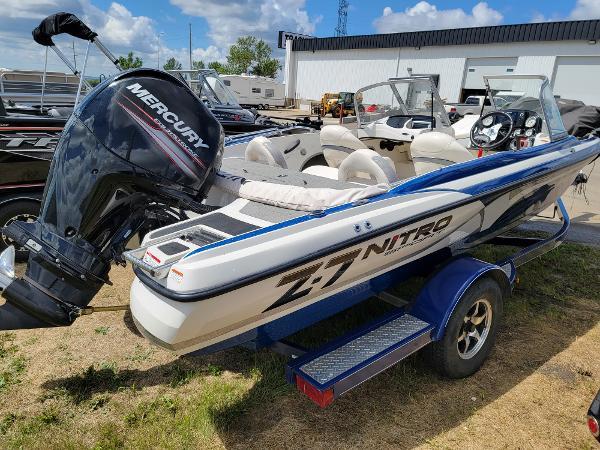 2014 Nitro boat for sale, model of the boat is Z-7 Sport & Image # 4 of 15