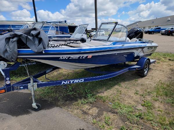 2014 Nitro boat for sale, model of the boat is Z-7 Sport & Image # 1 of 15