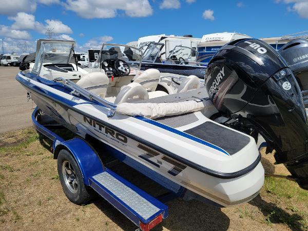 2014 Nitro boat for sale, model of the boat is Z-7 Sport & Image # 2 of 15