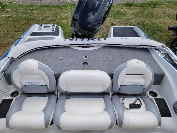 2014 Nitro boat for sale, model of the boat is Z-7 Sport & Image # 15 of 15