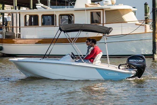 Image of 2021 Boston Whaler 130 Super Sport