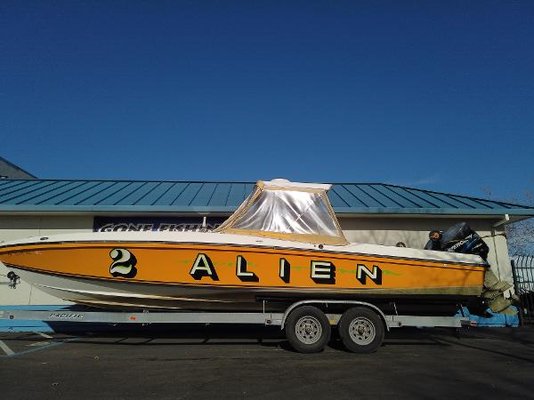 1980 Scarab boat for sale, model of the boat is scarab sport & Image # 1 of 16