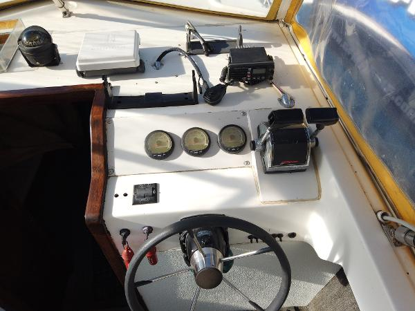 1980 Scarab boat for sale, model of the boat is scarab sport & Image # 15 of 16