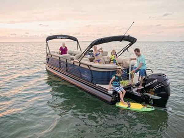 2021 Regency boat for sale, model of the boat is 250 LE3 & Image # 1 of 1