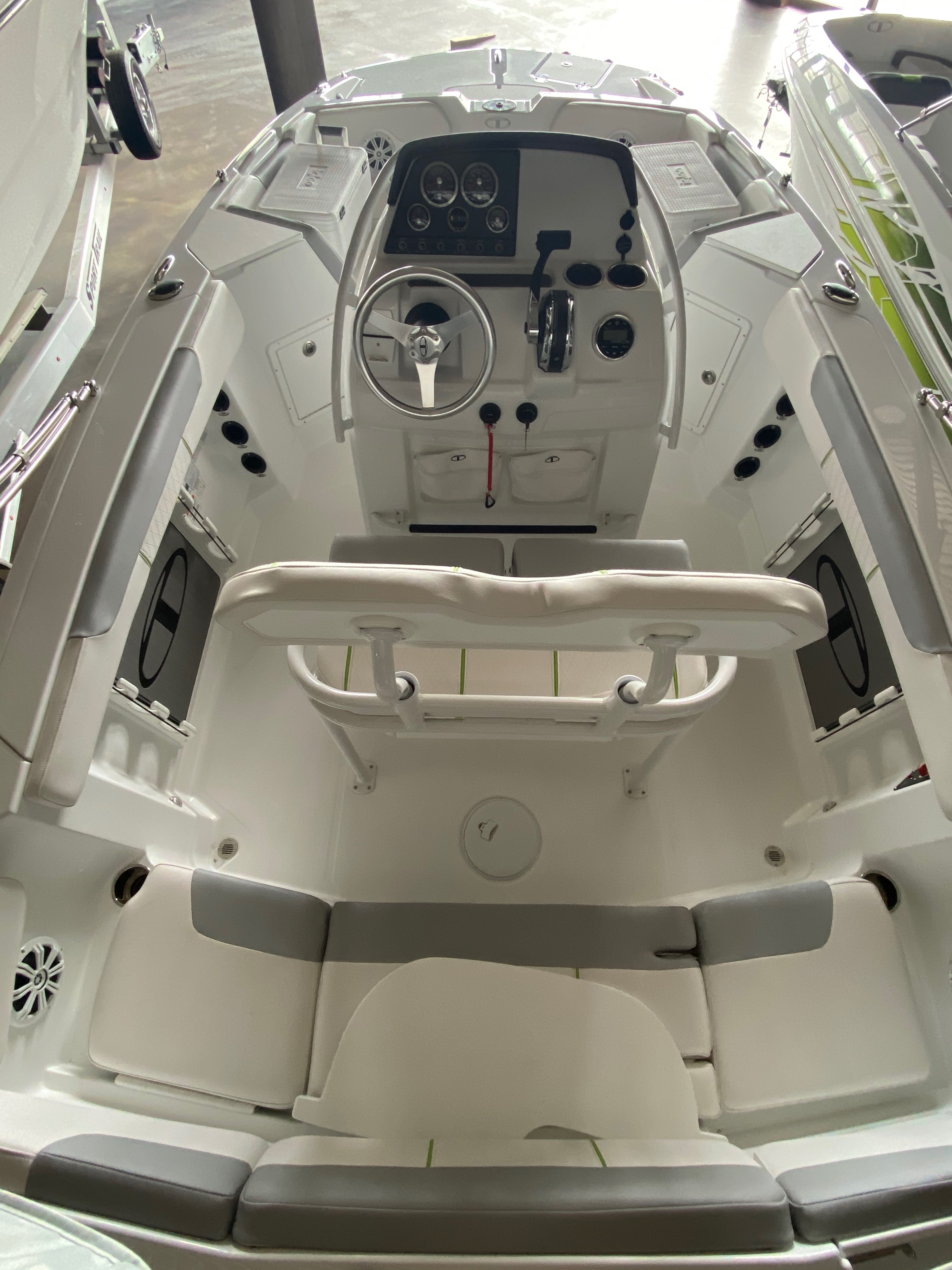 2021 Tahoe boat for sale, model of the boat is 2150cc & Image # 9 of 13