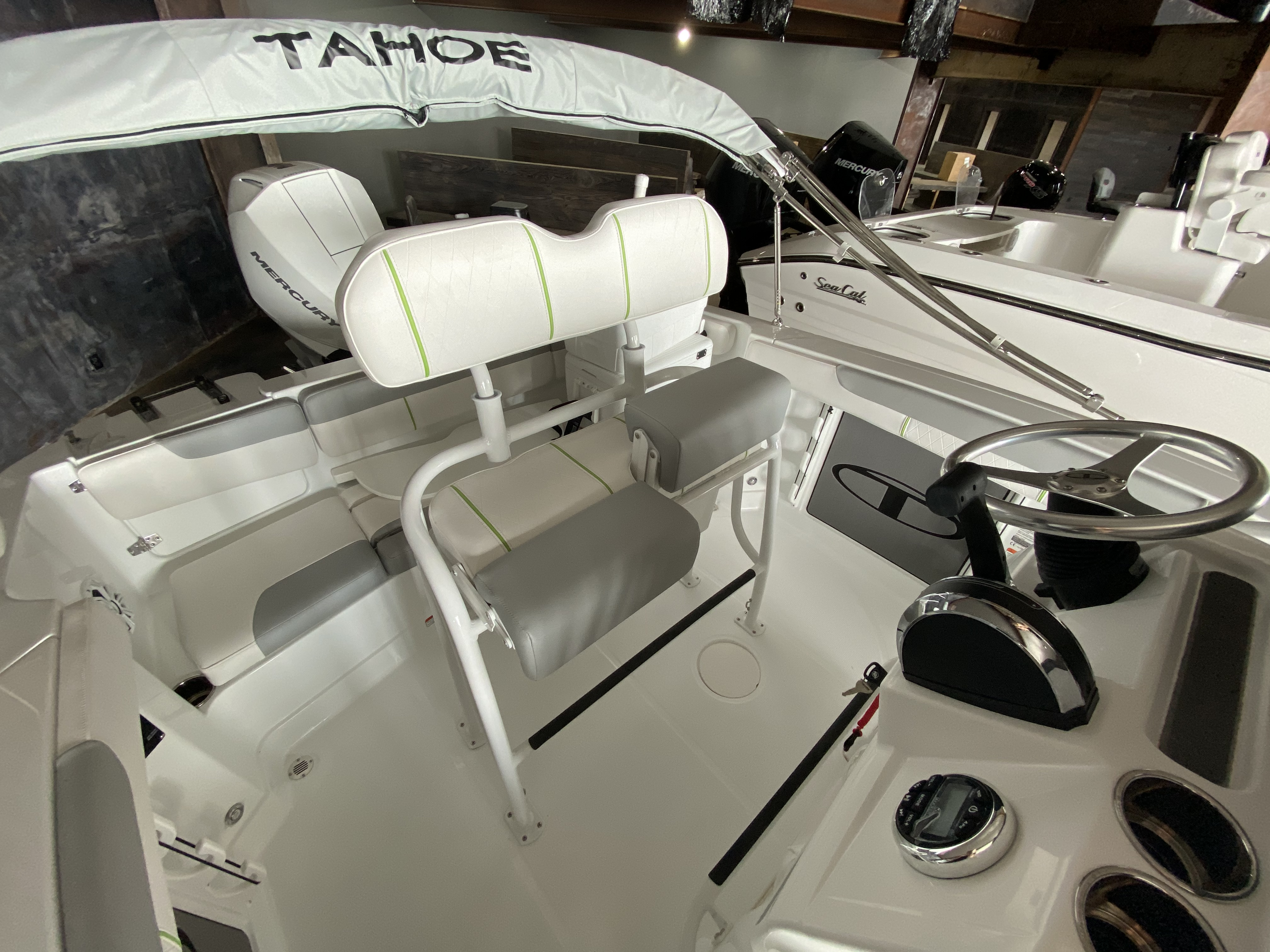2021 Tahoe boat for sale, model of the boat is 2150cc & Image # 5 of 13
