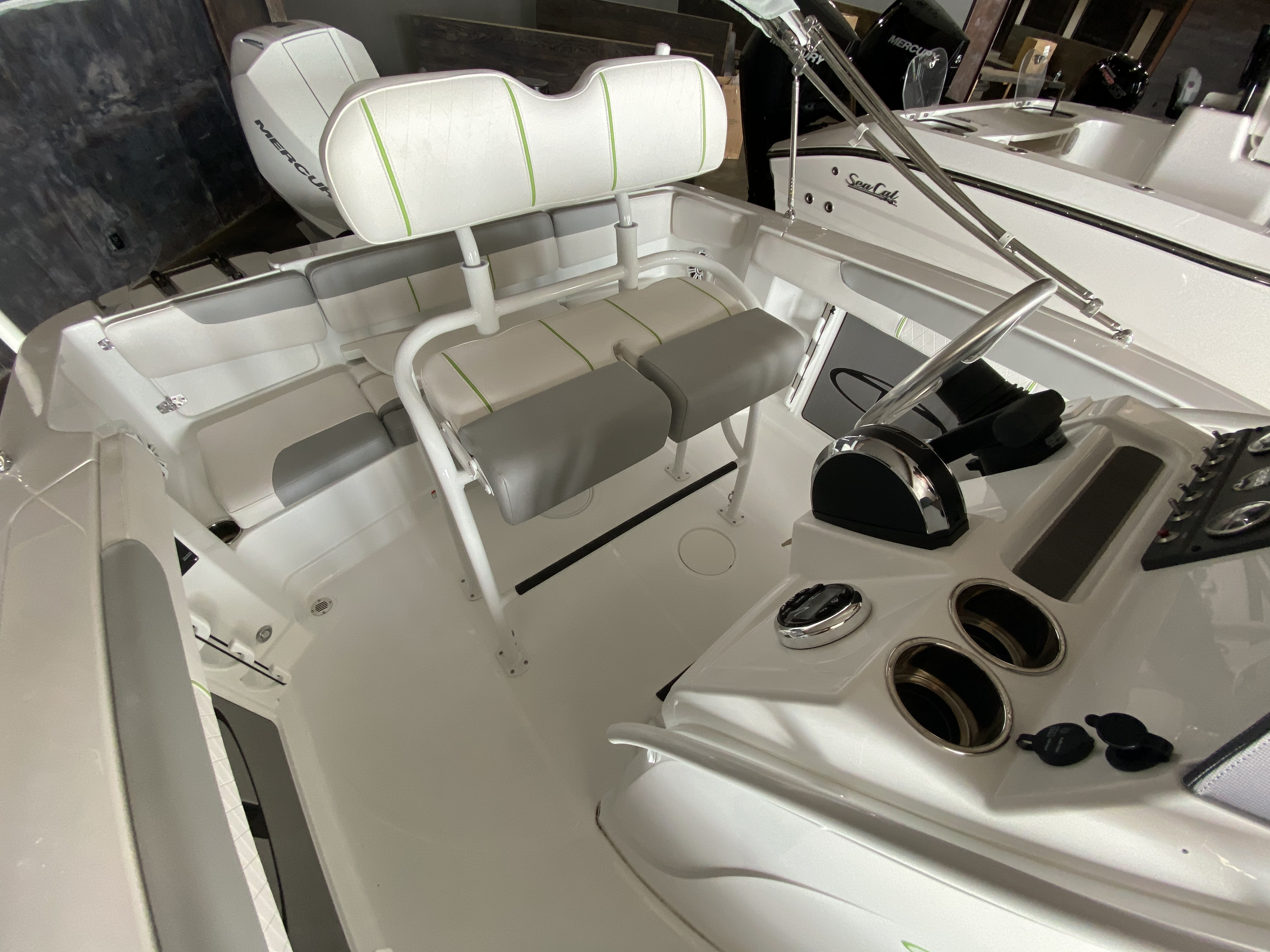 2021 Tahoe boat for sale, model of the boat is 2150cc & Image # 10 of 13
