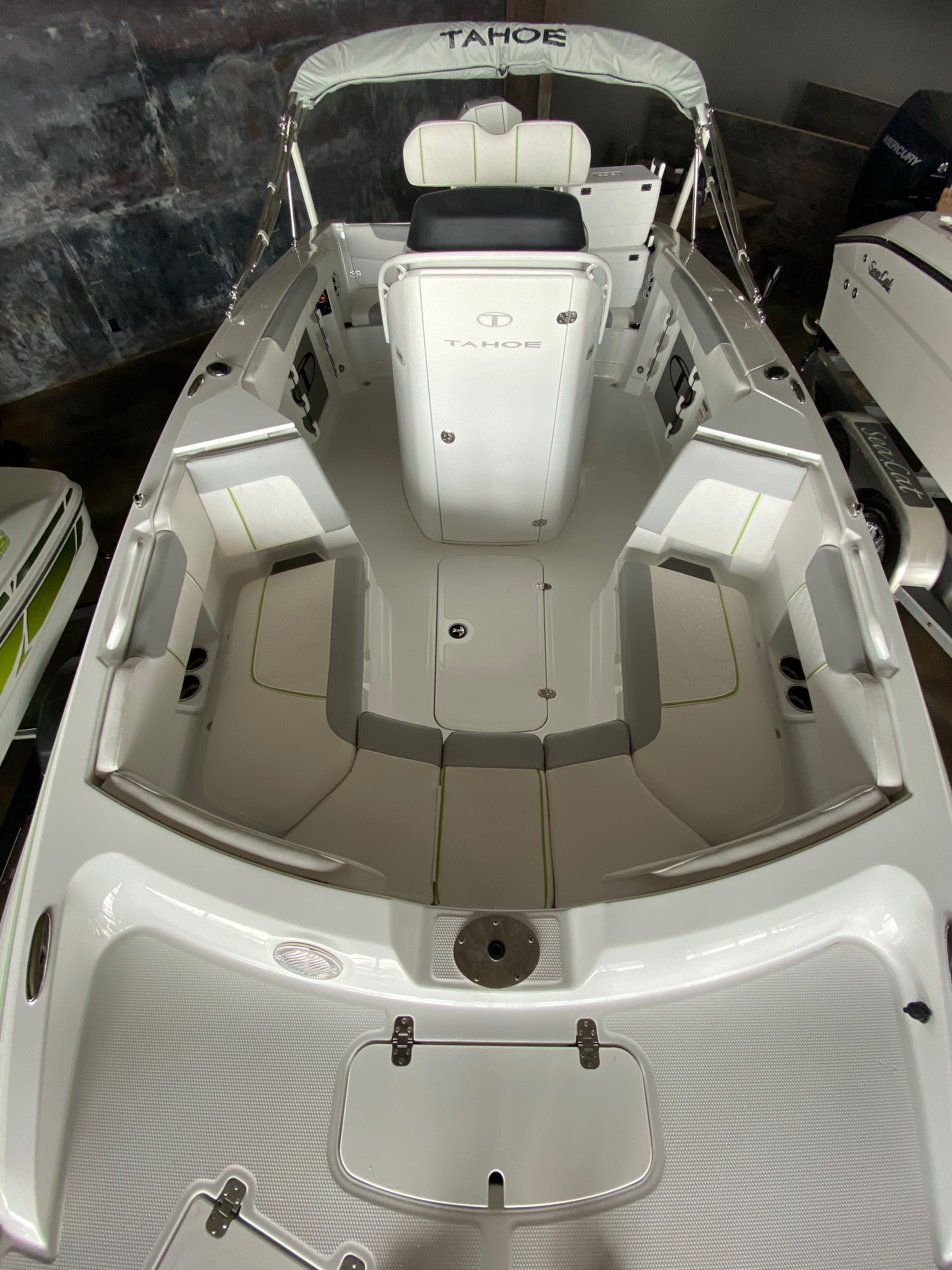 2021 Tahoe boat for sale, model of the boat is 2150cc & Image # 1 of 13