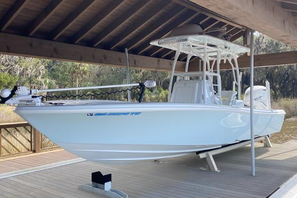 2019 BARKER BOATWORKS 26 Open