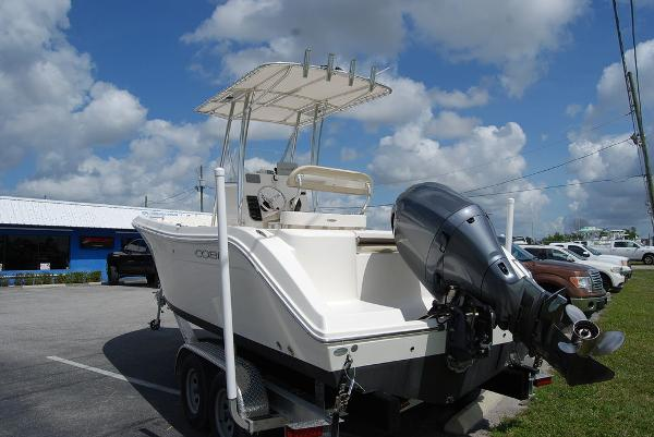 2017 Cobia boat for sale, model of the boat is 220 & Image # 2 of 11