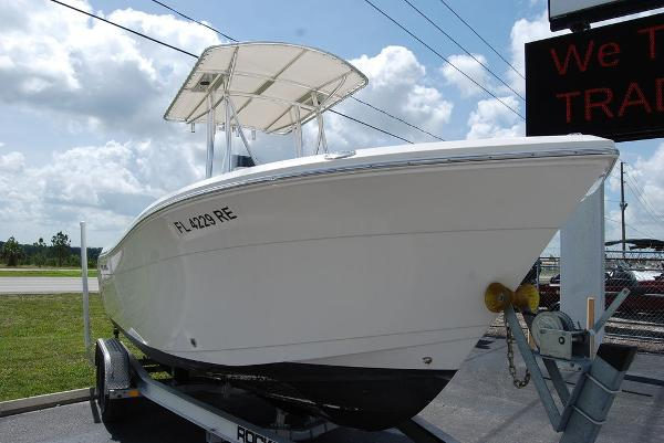 2017 Cobia boat for sale, model of the boat is 220 & Image # 3 of 11