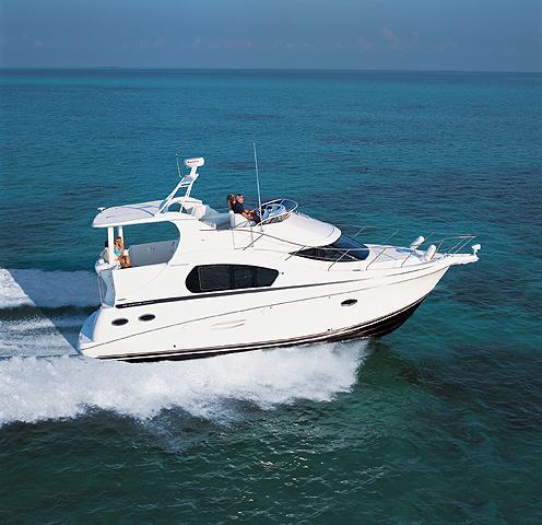 2005 SILVERTON 35 Motor Yacht thumbnail