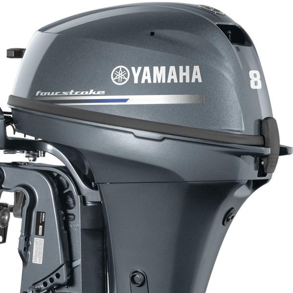 2021 Yamaha Outboards F8 LMHB