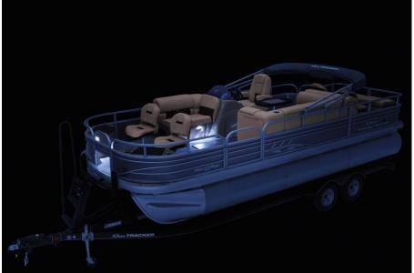 2020 Sun Tracker boat for sale, model of the boat is Signature Fishing Barge 22XP3 w/150L 4S & Image # 48 of 50