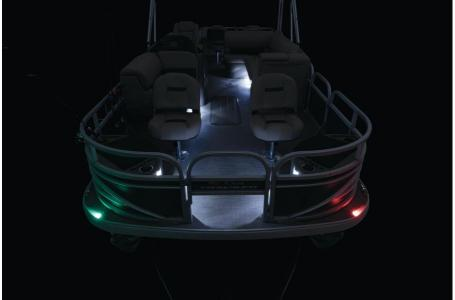 2020 Sun Tracker boat for sale, model of the boat is Signature Fishing Barge 22XP3 w/150L 4S & Image # 14 of 50