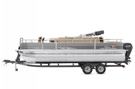 2020 Sun Tracker boat for sale, model of the boat is Signature Fishing Barge 22XP3 w/150L 4S & Image # 17 of 50
