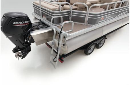 2020 Sun Tracker boat for sale, model of the boat is Signature Fishing Barge 22XP3 w/150L 4S & Image # 3 of 50