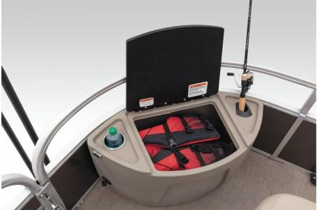 2020 Sun Tracker boat for sale, model of the boat is Signature Fishing Barge 22XP3 w/150L 4S & Image # 36 of 50