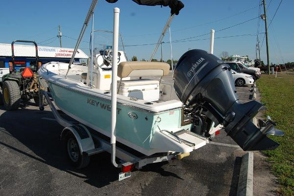 2019 Key West boat for sale, model of the boat is 1720CC & Image # 2 of 10